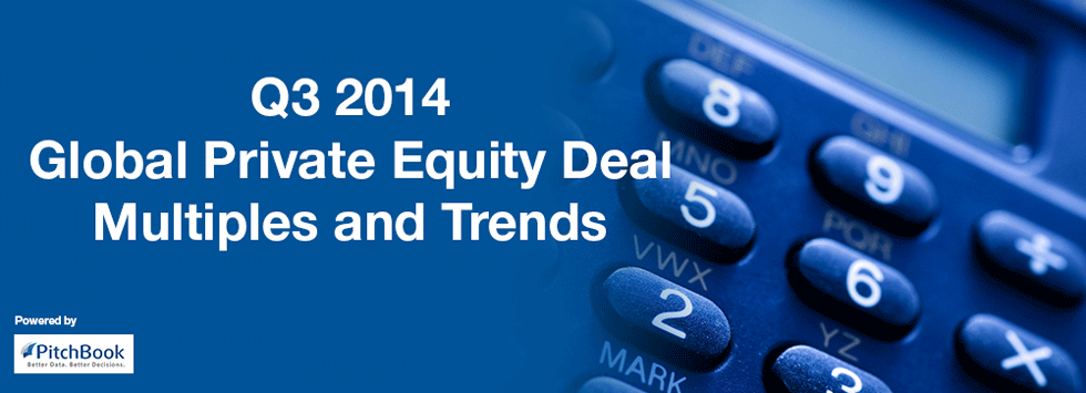 Private Equity Deal Multiples and Trends