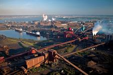 Sparrows Point Steel Mill
